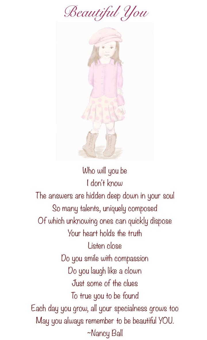 Poem Illustration Unique Talent
